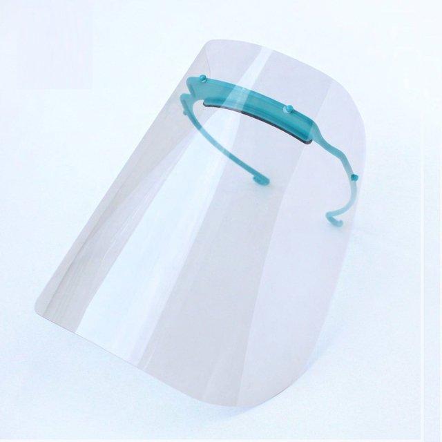 Máscara protectora reutilizable